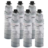 Ricoh 885208 Black Laser Toner Cartridges (6 per Carton) (Replace 887976)