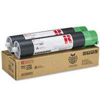 Ricoh 887716 Black Laser Toner Cartridges (2 per carton) (Replace 887630)