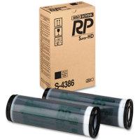 Risograph S-4386 InkJet Cartridges (2/Ctn)
