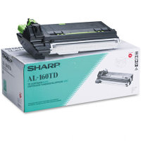 Sharp AL160TD Black Laser Toner Cartridge / Developer
