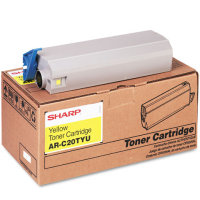 Sharp AR-C20TYU Laser Toner Cartridge
