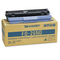 Sharp FO-26ND (FO26ND) Black Laser Toner Cartridge / Developer
