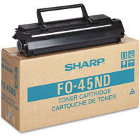 Sharp FO-45ND (FO45ND) Laser Toner Cartridge / Developer