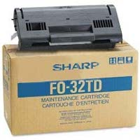 Sharp FO35TD Black Laser Toner Cartridge / Developer