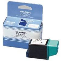 Sharp FO40CG Black InkJet Cartridge