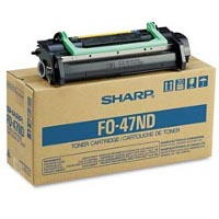 Sharp FO-47ND (FO47ND) Black Laser Toner Cartridge / Developer