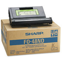 Sharp FO48ND OEM originales Cartucho de tóner láser