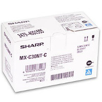 Sharp MX-C30NTC Laser Toner Cartridge