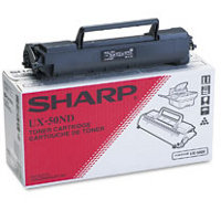 Sharp UX-50ND (UX50ND) Black Developer Cartridge