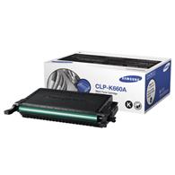 Samsung CLP-K660A Laser Toner Cartridge