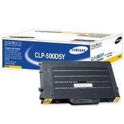 Samsung CLP-500D5Y (Samsung CLP500D5Y) Yellow Laser Toner Cartridge