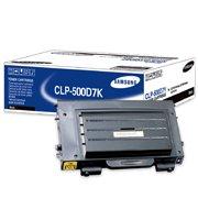 Samsung CLP-500D7K (Samsung CLP500D7K) Black Laser Toner Cartridge