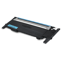 Laser Toner Cartridge Compatible with Samsung CLT-C407S