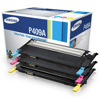 Samsung CLT-P409A Laser Toner Cartridge Value Pack