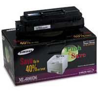 Samsung ML-6000D6 (Samsung ML6000D6) Black Laser Toner Cartridge