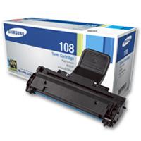 Samsung MLT-D108S (Samsung MLTD108S) Laser Toner Cartridge