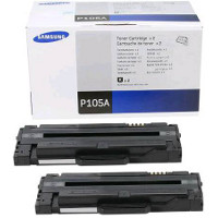 Samsung MLT-P105A Laser Toner Cartridge Twin Pack