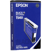 Epson T545100 Black Photographic Dye InkJet Cartridge