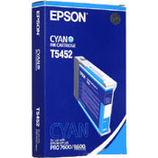 Epson T545200 Cyan Photographic Dye InkJet Cartridge