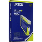 Epson T545400 Yellow Photographic Dye InkJet Cartridge