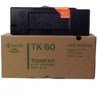 Kyocera Mita TK-60 (TK60) Black Laser Toner Cartridge