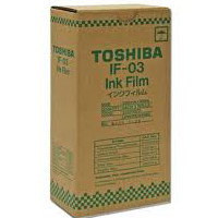 Toshiba IF03 (Toshiba IF03W) Thermal Transfer Ribbons (2/Box)
