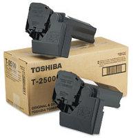 Toshiba T2500 OEM originales Cartucho de tóner láser