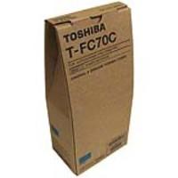 Toshiba TFC70C Laser Toner Cartridge