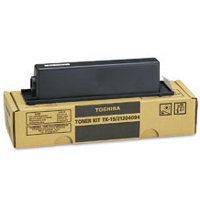 Toshiba TK-15 (TK15) Black Laser Toner Cartridge