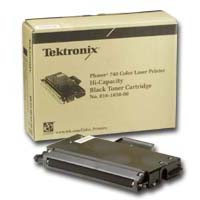 Xerox / Tektronix 016-1656-00 Black High Capacity Laser Toner Cartridge
