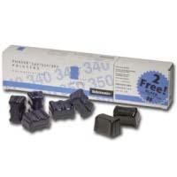Xerox / Tektronix 016-1759-00 Solid Ink Sticks (5 Cyan / 2 Black)