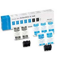 Xerox / Tektronix 016-1903-00 Solid Ink Sticks (5 Cyan / 2 Black)