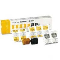 Xerox / Tektronix 016-1905-00 Solid Ink Sticks (5 Yellow / 2 Black)