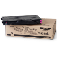 Xerox 106R00681 Magenta High Capacity Laser Toner Cartridge