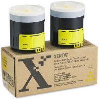 Xerox 6R1052 Yellow Laser Toner Cartridges (2 per Carton) (Replace 6R948)